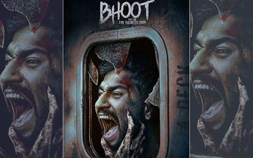 Bhoot– Part One, The Haunted Ship Poster: Vicky Kaushal Is Here To Spook You Out!