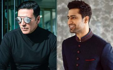 National Film Awards: Vicky Kaushal and Akshay Kumar Look Dapper As They Get Ready To Receive The Honours