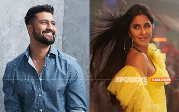 Vicky Kaushal And Katrina Kaif NOT Teaming Up For A Film Yet