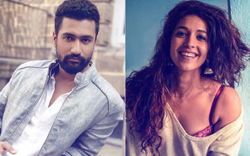 Vicky Kaushal Is All 'Hearts' For Girlfriend Harleen Sethi's Dance Moves