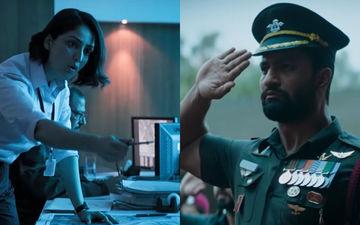 सर्जिकल स्ट्राइक पर बनी विक्की कौशल की फिल्म 'उरी' का ट्रेलर आपके रोंगटे खड़े कर देगा