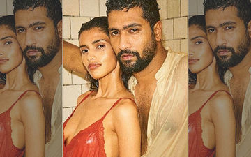 Soakin' Hot: Vicky Kaushal's Steamy Photo Shoot With A Model Goes Viral