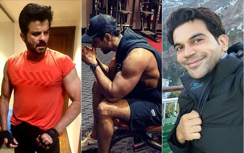 Vicky Kaushal Reveals New Bulked-Up Avatar Flaunting His Huge Biceps; Anil Kapoor, Rajkummar Rao React: 'Ye Arms Mujhe Dede Thakur'