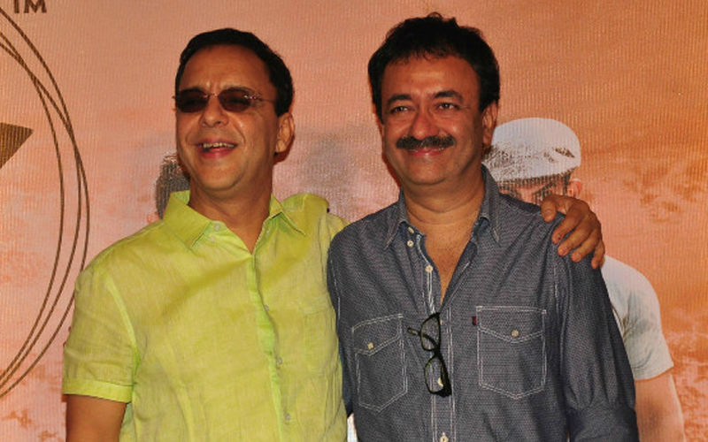 Vidhu Vinod Chopra In No Mood To Speak On Rajkumar Hirani #MeToo Allegations