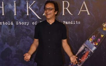 Shikara Trailer Launch: Vidhu Vinod Chopra Felt Casting Bollywood Actors In The Film Would Have Made It Look 'Fake'