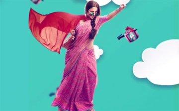 Vidya Balan Flies Like A Superhero In Tumhari Sulu's Motion Poster
