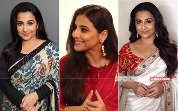 "Vidya Balan On Body-Shaming: ""It Doesn't Affect Me""- EXCLUSIVE"