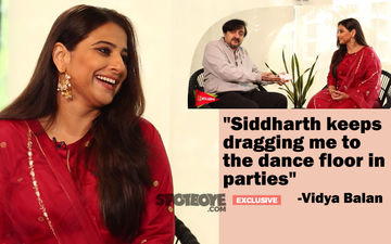 Vidya Balan On Disco Dancing, Alcohol, Body Shaming And Mission Mangal- EXCLUSIVE INTERVIEW