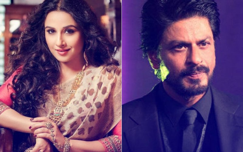 This Statement By Vidya Balan Might UPSET Shah Rukh Khan...