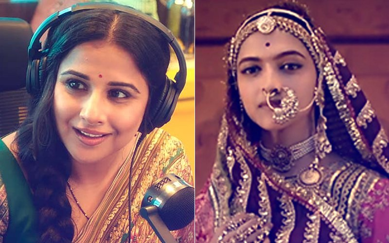 Vidya Balan's Tumhari Sulu Will Now Get A 15-Day Clear Window At The Box-Office Before Padmavati