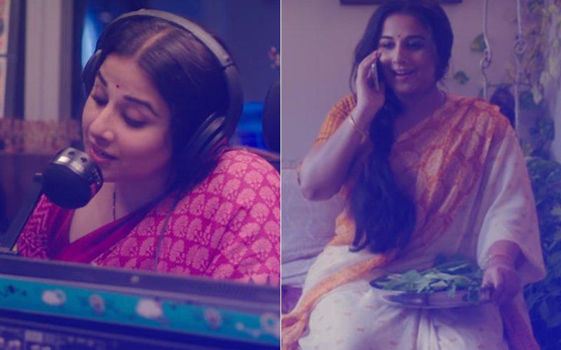 Tumhari Sulu Trailer: Vidya Balan Will Make Your Heart Flutter!