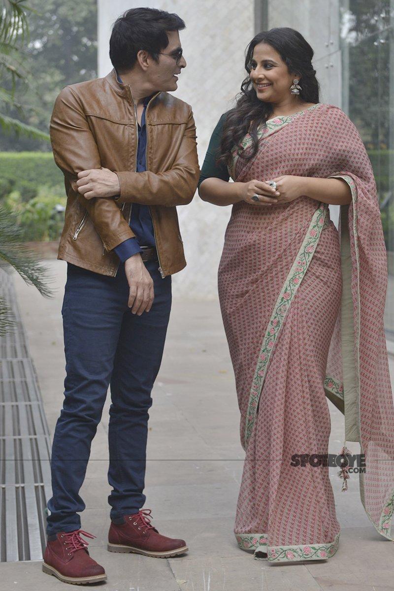 vidya balan with manav kaul