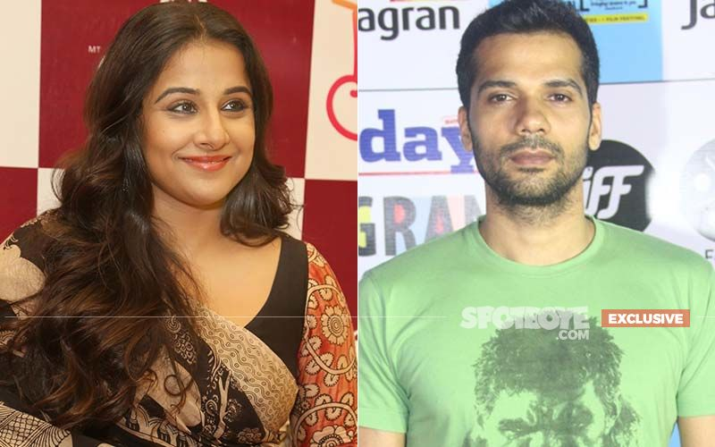 'Vidya Balan Is The Template Of A Perfect Human Being', Says Neil Bhoopalam-EXCLUSIVE