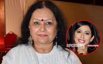 Vidya Sinha Feared, 'Mujhe Kuch Ho Gaya Toh Meri Beti Jhanvi Ka Kya Hoga?': Tina Ghai Reveals- EXCLUSIVE