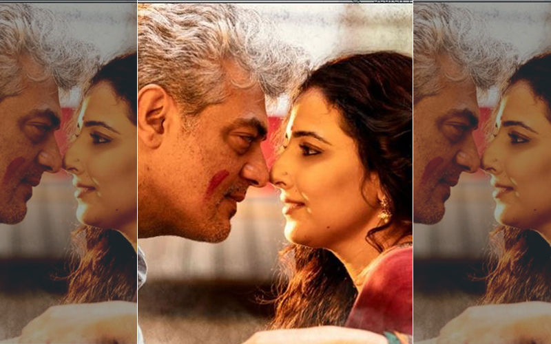 Agalaathey Ft. Vidya Balan: New Track From The Tamil Remake Of Amitabh Bachchan & Taapsee Pannu Starrer Pink Out Tomorrow