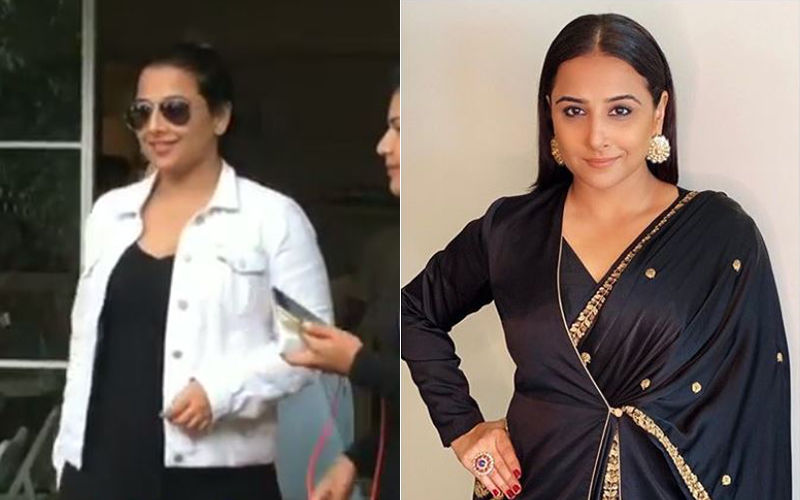 Is Vidya Balan Pregnant? Internet Seems To Think So, Fans Congratulate The Actress