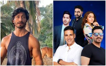 Vidyut Jammwal Calls Out Disney+ Hotstar For Ignoring His Movie And Promoting Alia Batt, Varun, Akshay, Abhishek, Ajay; Says: 'The Cycle Continues'