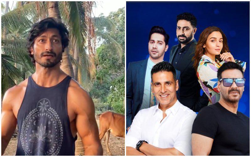 Vidyut Jammwal Calls Out Disney+ Hotstar For Ignoring His Movie And Promoting Alia Batt, Varun, Akshay, Abhishek, Ajay; Says: 'The Cycle Continues'