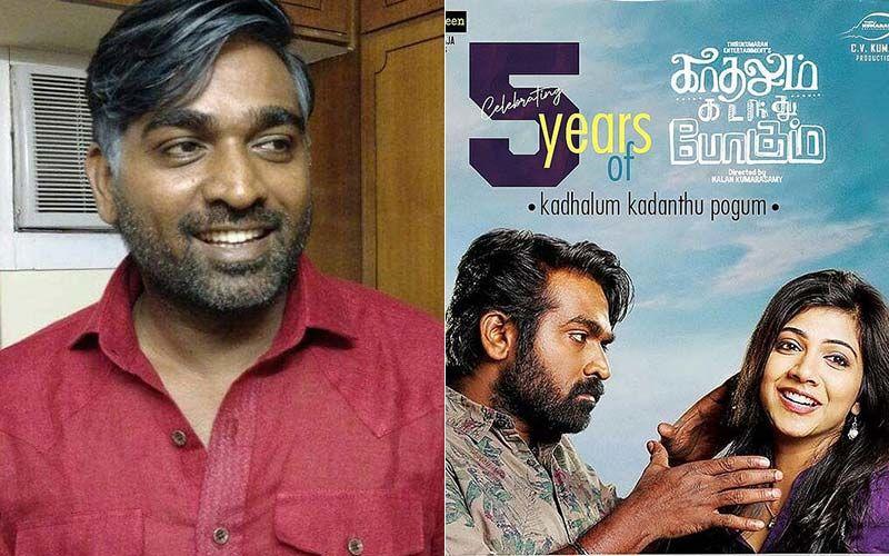 Actor Vijay Sethupati Starrer Kadhalum Kadanthu Pogum Turns Five