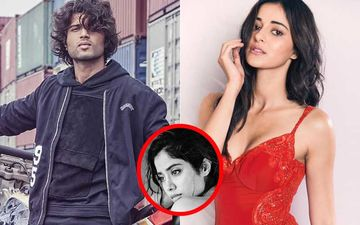 Not Janhvi Kapoor, Ananya Panday To Star Opposite Vijay Deverakonda In His Bollywood Debut?