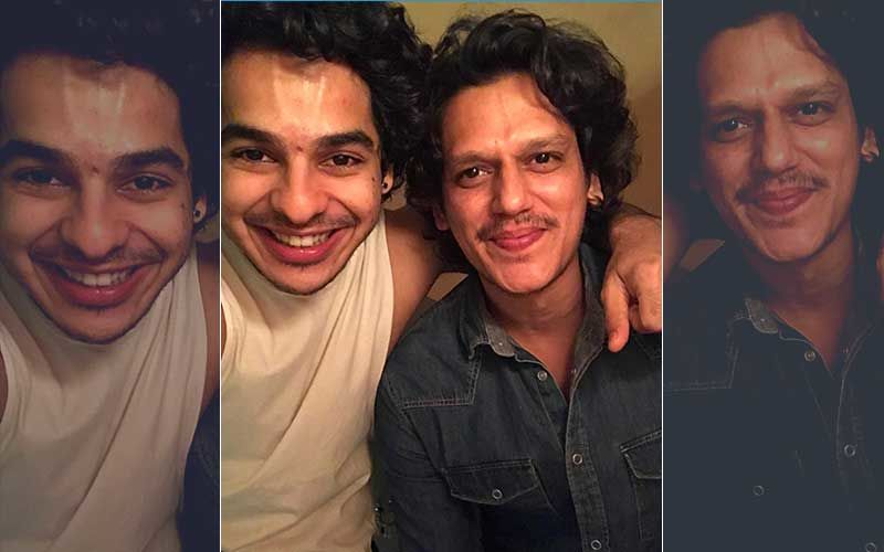 Ishaan Khatter And Vijay Varma Are The New Partners In Crime In B-Town!