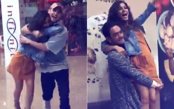 Bigg Boss 11: Hina Finally Comes OUT Of Her SHELL, Goes CRAZY With Vikas & Priyank At A Mall