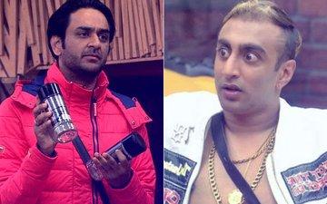 Bigg Boss 11: Vikas Gupta Calls Akash Dadlani A 'CHOR', Priyank & Luv  Interrogate Him!