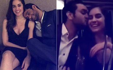 VIRAL VIDEO: Vikas Gupta KISSES A Close Friend! Gosh, Who's That Girl With Whom He Is Seen Partying?