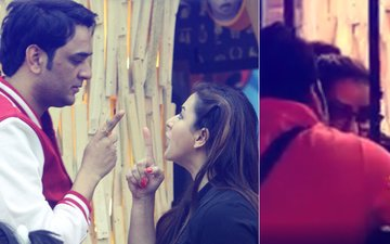 Bigg Boss 11: Vikas Gupta KISSES Shilpa Shinde & Her Reaction Will Leave You SHOCKED