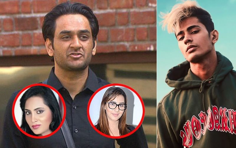Vikas Gupta Tags Bigg Boss Friends To Support Danish Zehen, But 'Misses Out' On Shilpa Shinde And Arshi Khan. Ahem!
