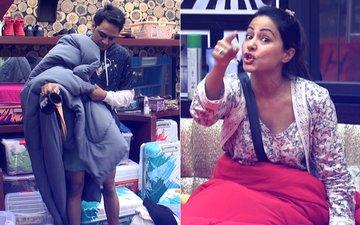 Bigg Boss 11, Day 5: Hina Khan & Arshi Have A Massive Fight; Vikas Gupta Pours Tea On Shilpa Shinde's Clothes