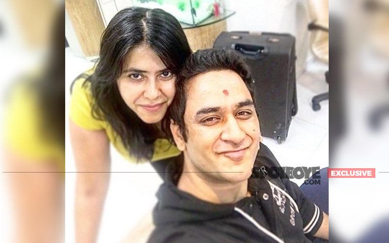 Vikas Gupta Shares His Excitement On Turning Mama To Ekta Kapoor's Son Ravie-Watch Video