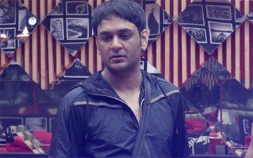 Bigg Boss 11  Contestant Vikas Gupta Runs Away From  House, Gets Caught!