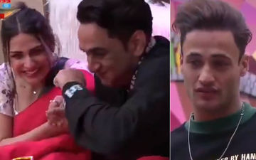 Bigg Boss 13: Himanshi Khurana-Asim Riaz Have Their First Fight After The Big Proposal; Reason Is Vikas Gupta