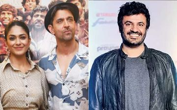 Hrithik Roshan's Super 30 Co-Star Mrunal Thakur Reacts On Vikas Bahl's Sexual Harassment Controversy