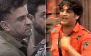 Bigg Boss 14 SPOILER Alert: Vikas Gupta And Eijaz Khan Get Into A Nasty Fight Over Their Past; Former Accepts Coming Close To Khan's Ex-Girlfriend – WATCH