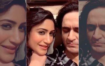Bigg Boss 13: Before Vikas Gupta Leaves For His Thai Vacation, Surbhi Chandna Proposes Marriage To Him?
