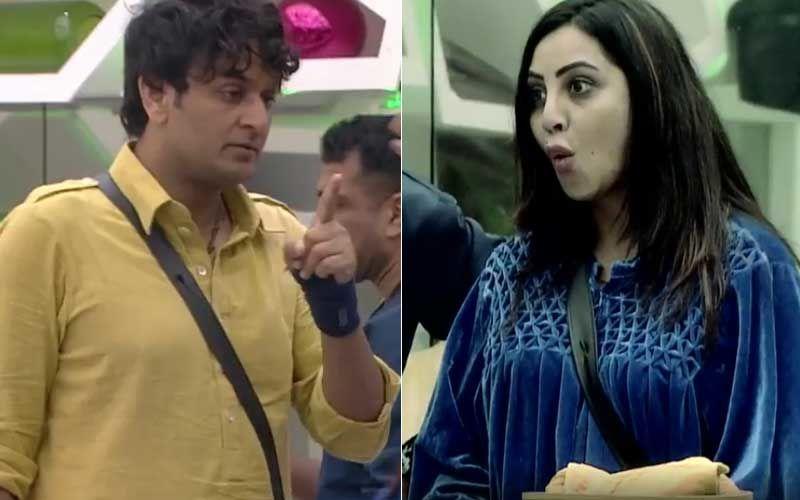 Bigg Boss 14: It's Vikas Gupta Vs Arshi Khan Again! Arshi EXPOSES His Game Plan Of Finishing Food Within A Week