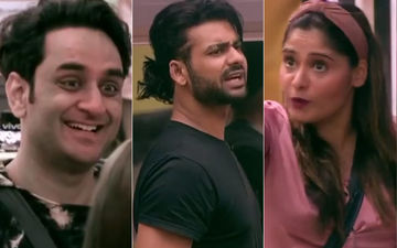 Bigg Boss 13 Vikas Gupta Engineers A Nasty Fight Between