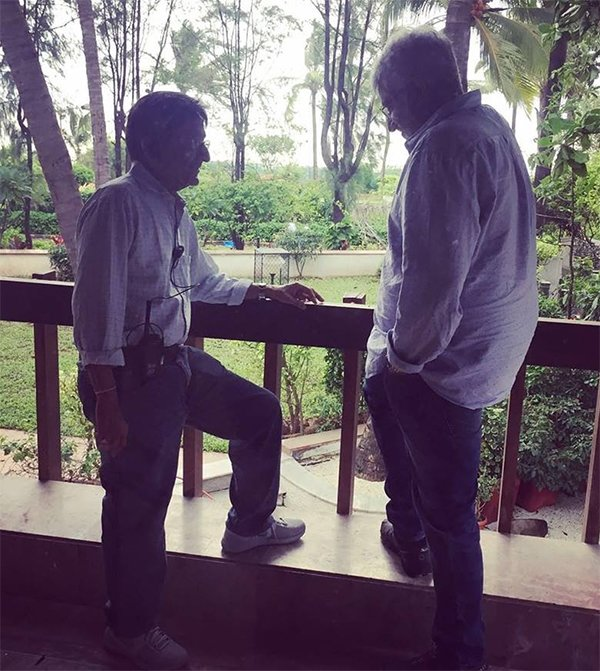 vikram bhatt and pravin bhatt