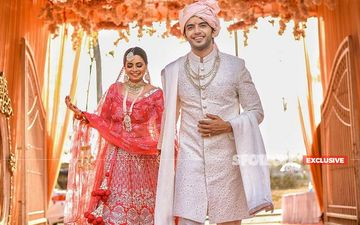 Vikram Singh Chauhan On Marrying Girlfriend Sneha Shukla: 'We Never Planned To Keep Our Marriage A Secret'- EXCLUSIVE