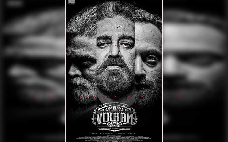 Vikram First Look OUT Now: Kamal Hassan And Vijay Sethupathi Starrer Film Leave Fans In Frenzy With This Uber Cool Poster