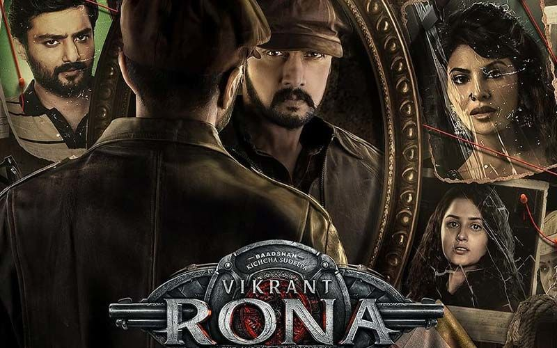 Vikrant Rona: The Makers To Reveal The First Glimpse Of The Film On 2 September On Kiccha Sudeepa's Birthday
