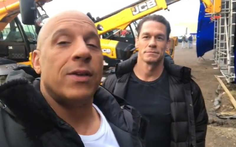 Fast And Furious 9: Vin Diesel Impressed With Co-Star WWE Legend John Cena, 'Fans Will Be Blown Away To See Him'