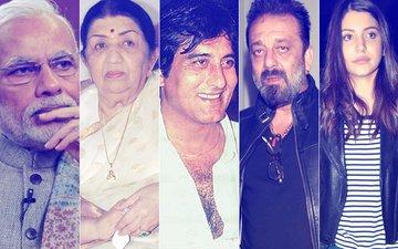 PM Narendra Modi, Lata Mangeshkar, Sanjay Dutt, Anushka Sharma Mourn Vinod Khanna's Demise
