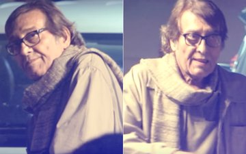 VIDEO: Vinod Khanna Spotted In Public For The Last Time