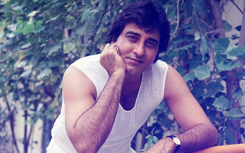 Vinod Khanna, The Superstar Who Killed With His Looks & Wowed With His Performances