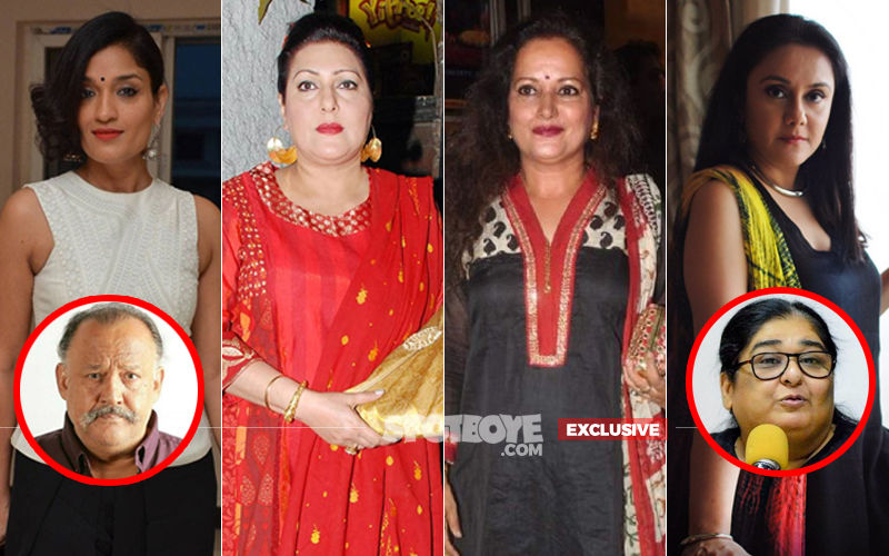 Vinta Nanda Blasts: Are Sandhya, Navneet, Himani, Deepika Lying And Only Alok Nath Saying The Truth?