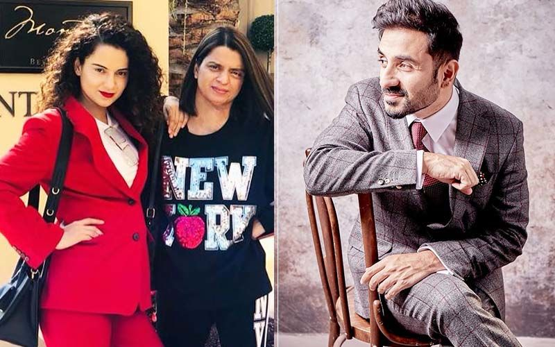 Kangana Ranaut's Sister Calls Comedian Vir Das CHAMPU For Dissing 'Robe Wearing Bearded Indian Guru Type Chaps'