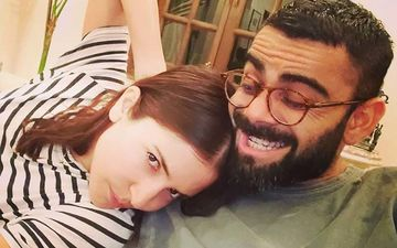 Anushka Sharma Goes 'Chalo Chalo Dinner Time' As Hubby Virat Kohli Streams Live With Cricketer Kevin Pietersen